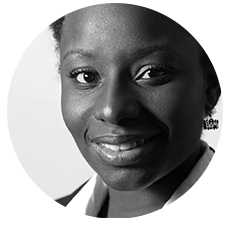 Evelyn Oteng-Pabi, eMail Marketing Operations Manager