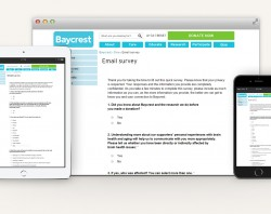 Baycrest-Email-Survey