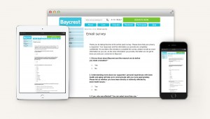 Baycrest-Email-Survey