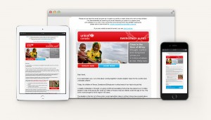 Unicef-Emergency-Email-Alerts