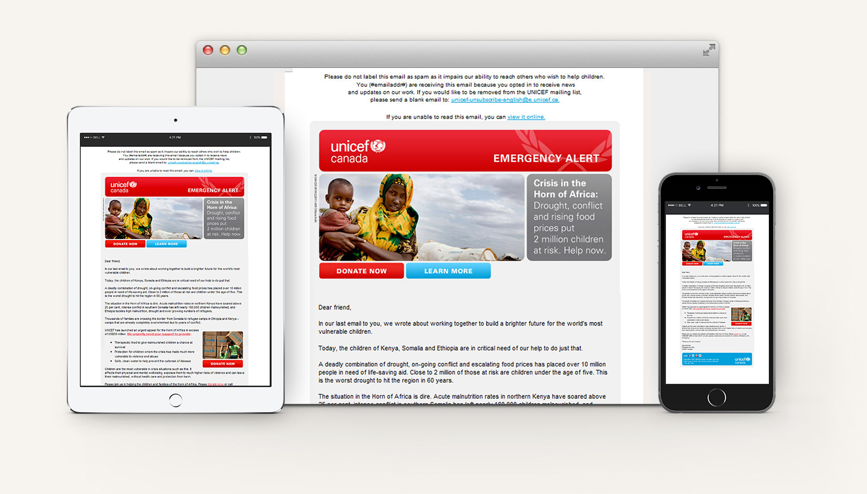 Unicef-Emergency-Email-Alerts